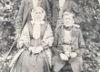 Friedrich Kuhlbars venna Josephi ja vanemate Jakob ning Katharine Kuhlbarsiga. Orig. reg. 1934/37 (C-74:1)  - KM EKLA
