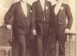 K. A. Hermann, J. Kappel ja K. Türnpu 1896  - KM EKLA