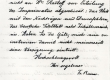 F. Russov, kiri Salemannile (sks. K.) 2. XII 1899  - KM EKLA