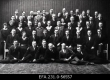 "Eesti Üliõpilasseltsi ""Põhjala"" 13. aastapäeva tähistamisest osavõtjad I rida (vasakult): V. Kosenkranius, P. Hinnov, E. Vechterstein, V. Hinnov, O. Elbrecht, R. Indreko; II rida: G. Hellat, A. Suis, H. Ahven, V. Simtman, A. Kink, A. Susi, K. Terras, A.Tinni, A. Schipai; II rida: A. Olev, O. Verus, A. Martin, ..., H. Leberecht, H. Leinbaum, G. Jallajas, ..., M. Leinbaum, A. Tiirman; IV rida. T. Teller, N. Oll, E. Num, I. Resiman, E. Susi, E. Saareste, H. Saareste, I. Lukk, F. Kogel, A. Väärsi, A. Keddis, V rida: R. Ital, R. Sinka, K. Kark, R. Övel, E. Proos, K. Stenmann, I. Steinmann, A. Peet, H. Laretei, A. Pihlak, A. Rede, F. Selba, O. Vuht. 1922 - EFA"