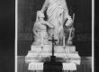 A. Adamson. Altarigrupp (Kristuse grupp) Pauluse kirikule Tartus. Marmor. 1923. - EFA