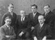 August Anni, Juulius Mägiste, Harri Moora, Alfred Koort, Johannes Õunapuu, Ants Oras - KM EKLA