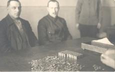 Eesti-Vene 1920. a. rahulepingu järgi Nõukogude Venemaalt saadud kuldraha lugemine