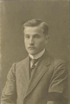Jaan Kärner 1911. a