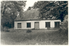 Hella Vuolijoe vanaisale kuulunud Lupe talu elumaja (eestvaates)