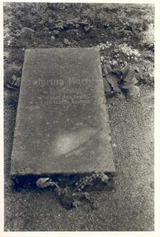 Jatarina Murrik'u haud Ala surnuaial