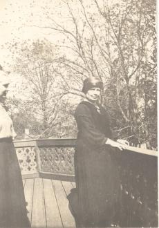 Anna Haava ja Marie Reiman