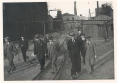 Kirjanikud eskursioonil mööda Eestit 1938. a