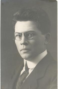 Friedebert Tuglas