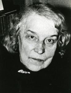 Betti Alver [1970. aastatel]