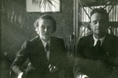 Betti Alver ja Heiti Talvik [1939/1940]