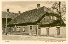 Dr. Fr. R. Kreutzwaldi maja