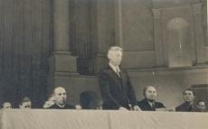 Eesti Nõukogude Kirjanike Liidu asutamine 1943. a Moskvas