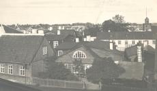K. E. Söödi maja Tartus, Promenaadi tn 6. Selle asemele ehitas Sööt 1912 uue maja