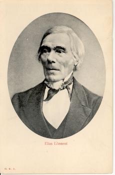 Lönnrot, Elias - Soome folklorist