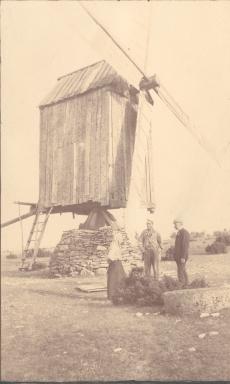 K. E. Sööt Saaremaal, 1906