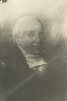 Otto Reinhold v. Holtz, Keila pastor. Õlimaal