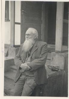 Ernst Peterson-Särgava, 1953