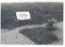 Bornhöhe, Eduard  haud Tallinna Metsakalmistul