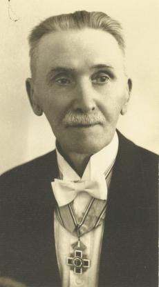 Peeter Grünfeldt 70-aastasena