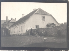 Lihula (elementaar) kooli maja, kus õppis M. J. Eisen.