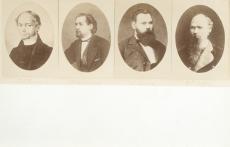 F. r Faehlmann, Säbelmann, J. Jung, J. Köler