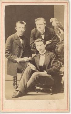 Al. Mohrfeldt ja J. Bergmann tundmatuga