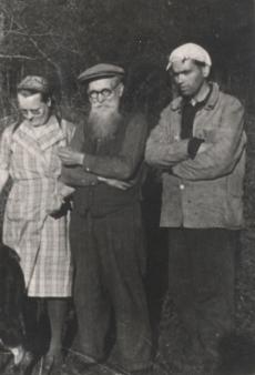 Juta, Ernst ja Paul Särgava, 1940.-te II pool