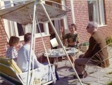 Karl Ristikivi jt Arvo Mägi 60. sünnipäeval 1973. a
