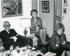 Karl Ristikivi, Liidia Mägi, Mari-Leena Mägi