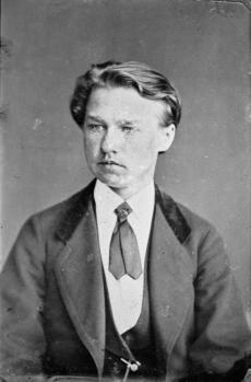 August Kitzberg Pöögle-Polli ajajärgul
