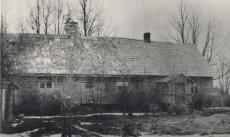 Ohulepa mõisahoone, F. R. Kreutzwaldi vanematekodu [1950-tel]