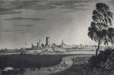 Joh. von von Ungern-Sternberg, Paide. Seepia, 1827