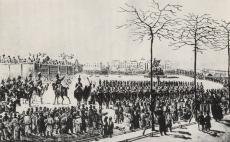 Dekabristide ülestõus Peterburis