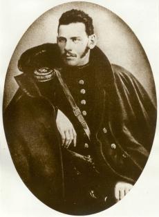 Lev Tolstoi, noorukina