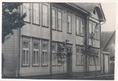 August Kitzbergi kodu Tartus, Kevade tn 1