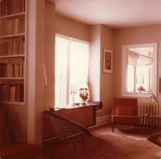 Aleksander Aspeli elutuba Iowas [1962]