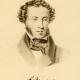 Puchkin. A. S. Puškin, portree